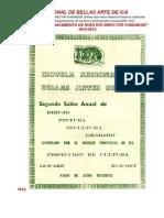 Escuela Regional de Bellas Arte de Ica