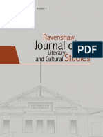 Ravenshaw Journal