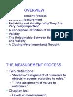 Measurability