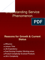 Understanding Service Phenomenon 1