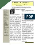 SCAEYC Newsletter Final-FallWinter 2012