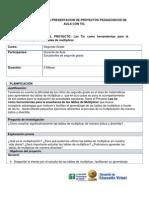 Proyecto de Aula en PDF