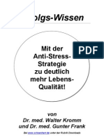 Anti Stress Strategie