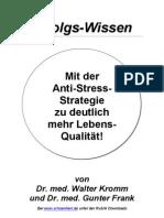 Anti Stress Strategie