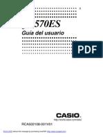 Manual Fx-570ES Sp