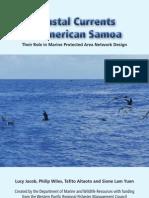 Coastal Currents in American Samoa