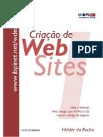 Criação de WebSites I [Helder Rocha]