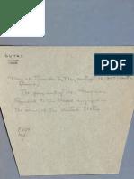 Carta de Santa Anna a Las Tropas US