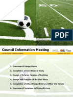 Onss Council Presentation