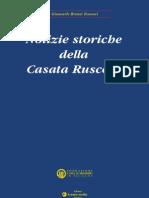 Notizie storiche della Casata Rusconi