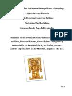 Dioses y Demonios de Los Andes