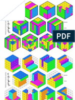 Ejercicios de representación espacial. Sistema diédrico (vistas)
