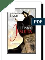 El último jesuita.- Miguel Angel Lamet