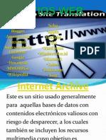 Sitios Web 2