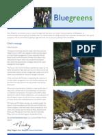 BlueGreens Newsletter - November