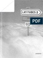 Latitudes 2 cahier d'exercices