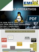INSTALACIÓN DE SERVIDOR FTP EN LINUX