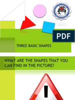 Three Basic Shapes