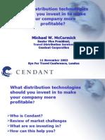Distribution Technologies