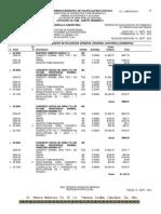 Básicos para la integración de los precios unitarios. (mezclas, concretos y andamios)