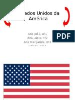 Estados Unidos Da América- Trabalho