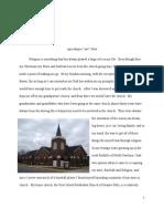 Inquiry Paper Zero Draft