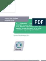 PROFIdrive White Paper Nov2012 e V1 Web