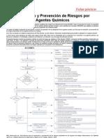 Evaluacion y Prevencion de Riesgos Por Agentes Quimicos(Fichaprctica)