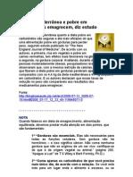 dieta mediterrânea e pobre em carboidratos emagrecem - nutrição - fisioquântic - moduladores e indut