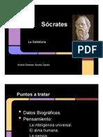 Unidades 5 y 6 Sócrates - Andrés Esteban Acosta Zapata