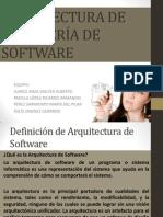 Presentación Arquitectura de Software