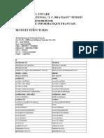 Dictionar informatic francez-roman