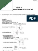 Lineas y planos