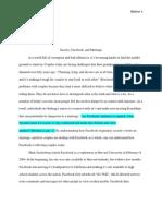 Final Edit English Paper~Alex Barlow