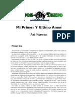 Warren, Pat - Mi Primer Y Ultimo Amor