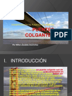 Mono Puentes Colgantes