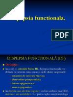 Dispepsia functionala2011