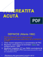 Pancreatita acuta 2011