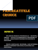 Pancreatita Cronica 2011