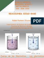 Clase 17 Reacciones Acido-base Ing Minas 2010