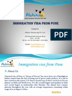 Immigration Visa From Pune
