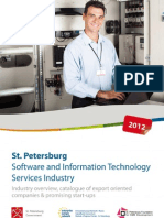 St.Petersburg Software and Information Technology Services Industry