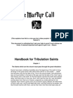 Handbook for Tribulation Saints