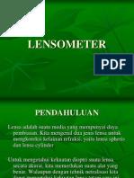 Len So Meter