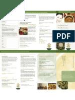 Ernährungsberatung nach Traditioneller Chinesischer Medizin
