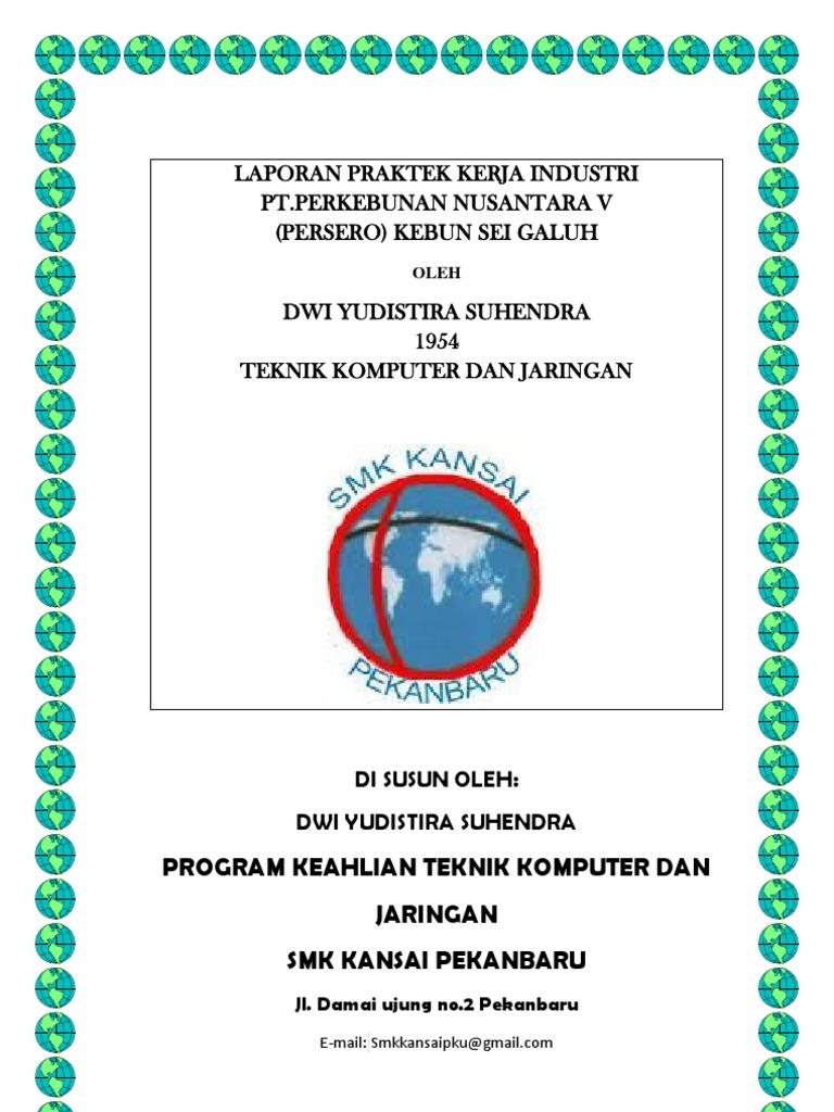 123dok Judul Laporan Pkl Manajemen Keuangan Di Ptpn Pdf Fasrpa