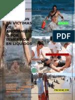 Manual de Ahogamiento Por Inmersion