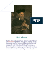 Who is Nostradamus?