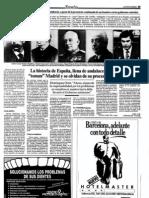 La histori ade España llena de andaluces que toman Madrid y luego se elvidan de ella
