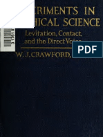 69 - William Jackson Crawford - Experiments in Psychic Science
